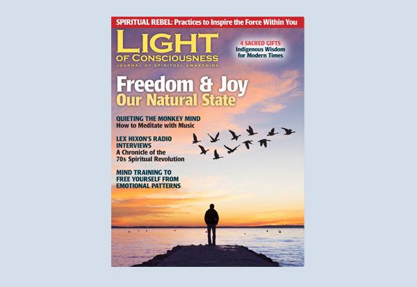 Upcoming Light of Consciousness Magazine Issue