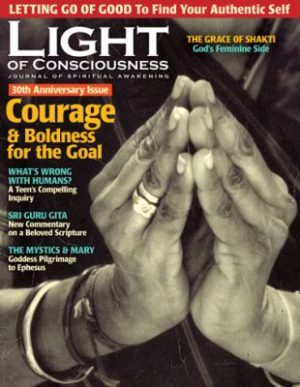 Courage & Boldness for the Goal