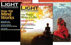 Subscribe to Light of Consciousness