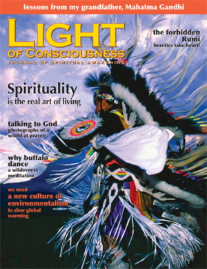 VOL 19 #2 Spirituality is the Real Art of Living
