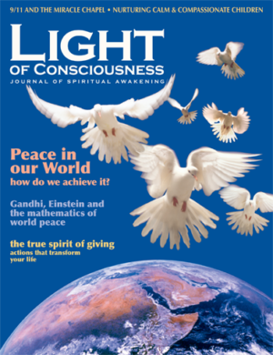 VOL 19 #4 Peace in Our World: How Do We Achieve It?